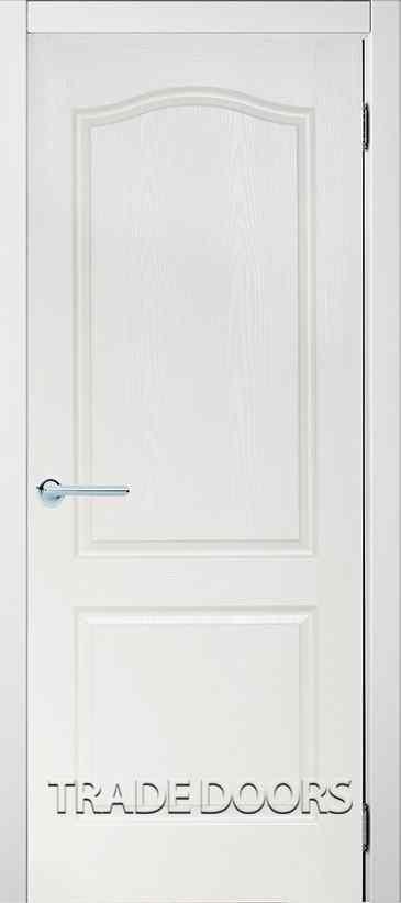 Дверь Классика грунт ПГ белый винорит